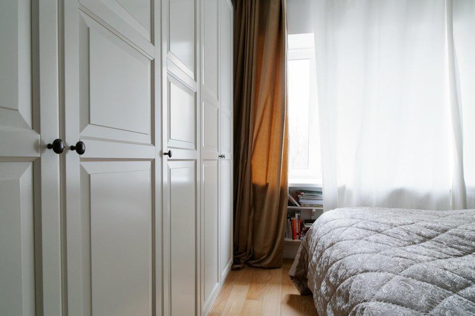 Трёхкомнатная квартира вГагаринском переулке. Изображение № 22.