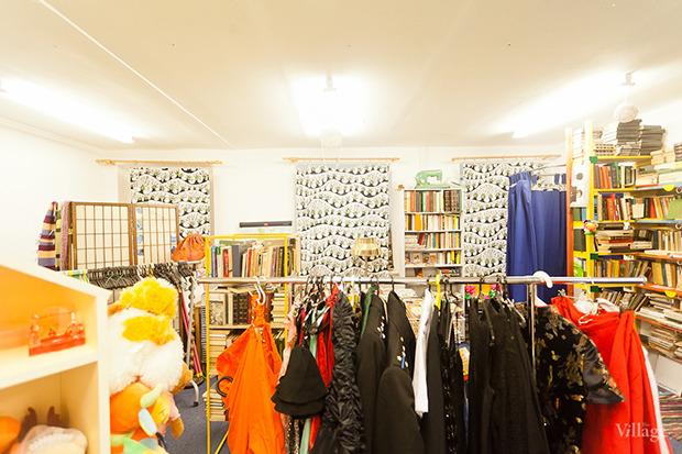 Гид по секонд-хендам и винтажным магазинам: 11 мест в Петербурге. Изображение № 81.