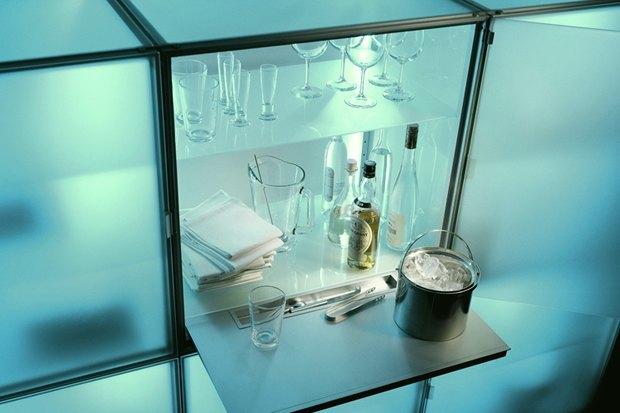 Как организовать дома мини-бар . Изображение № 1.