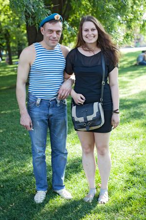 Люди в городе: Как отмечали День ВДВ в парке Горького. Изображение №32.