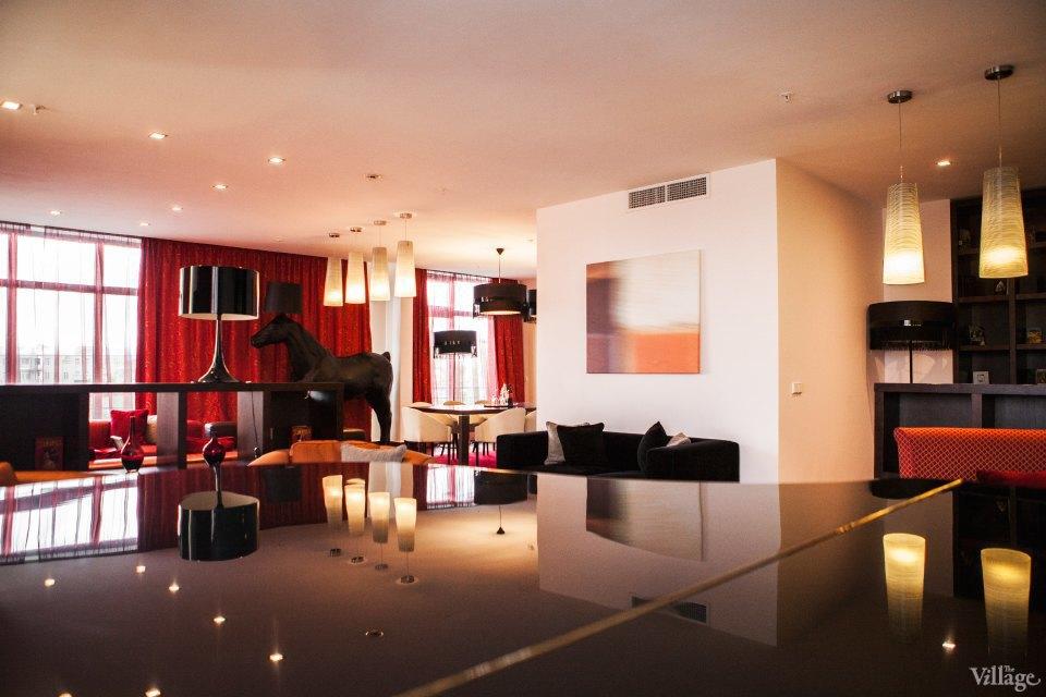 Интерьер недели (Москва): Mamaison All-Suites Spa Hotel Pokrovka. Изображение № 3.