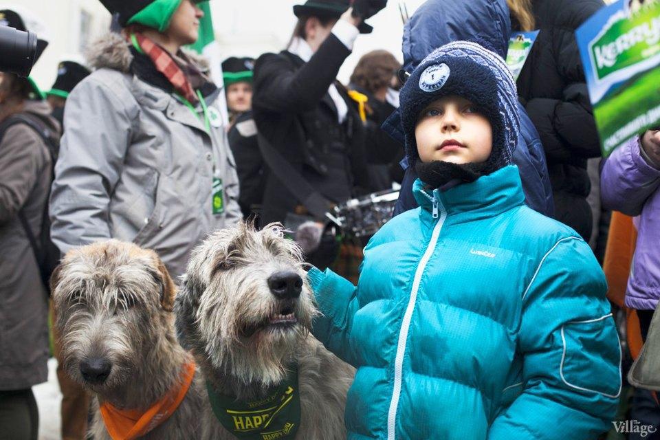 Люди в городе: Участники парада вчесть Днясвятого Патрика. Изображение № 4.