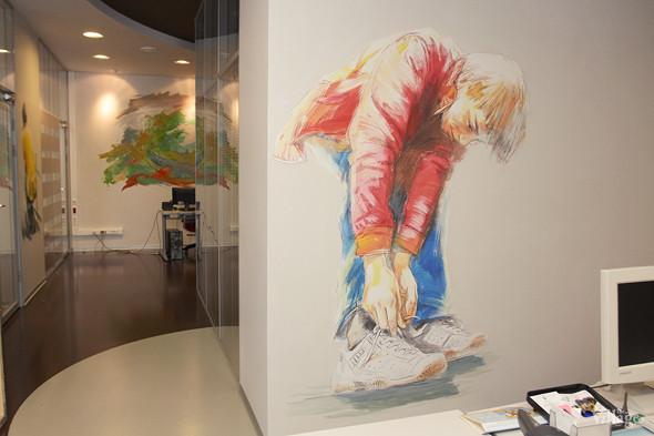 Офис недели (Петербург): Музей и галереи современного искусства «Эрарта». Изображение № 5.