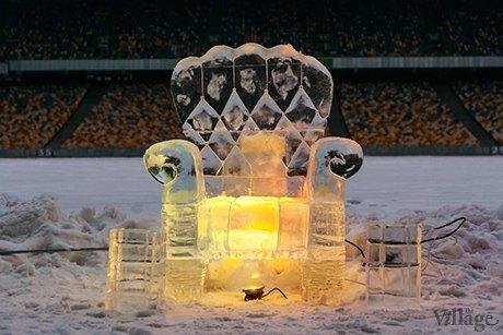 В «Олимпийском» откроют выставку ледяных скульптур. Зображення № 9.