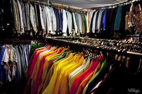 Гид по секонд-хендам и винтажным магазинам: 11 мест в Москве. Изображение № 39.
