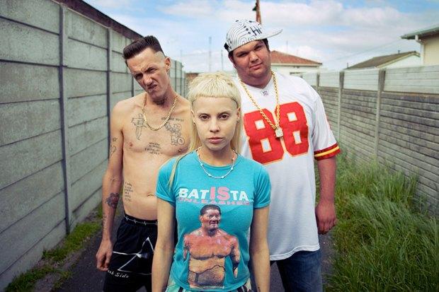 Гости столицы: DieAntwoord о бане, травмах и московской жести. Изображение № 5.