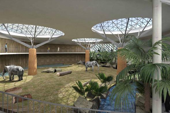 Юнтоловский зоопарк начнут строить в 2013 году. Изображение № 2.