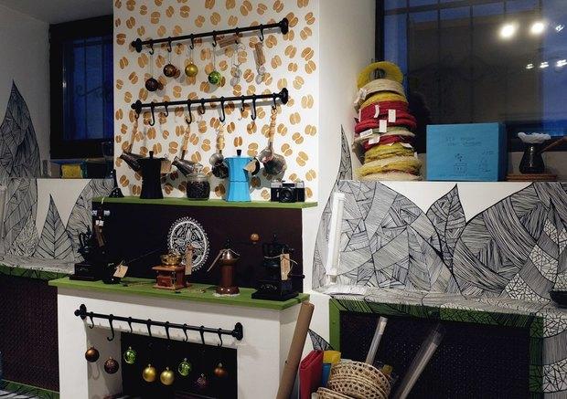 На Невском открылась чайно-кофейная лавка «Кофебрейк». Изображение № 3.