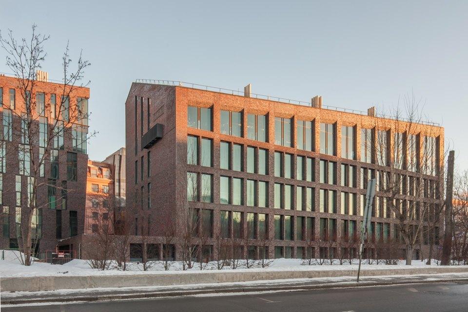 Нелужковский стиль: 5 удачных современных зданий вцентре Москвы. Изображение № 32.