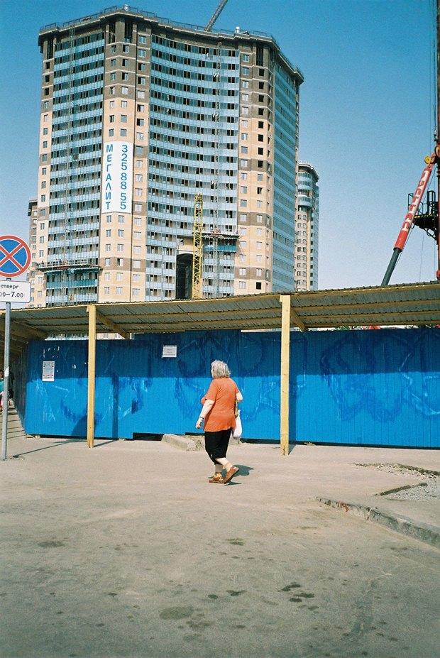 На районе: Калининский глазами Татьяны Палыги. Изображение №14.