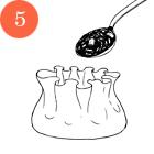 Рецепты шефов: Хинкали с грибами. Изображение № 8.