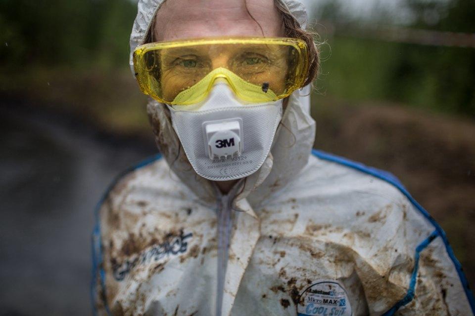 Как леса Коми очищают от нефти. Изображение № 41.