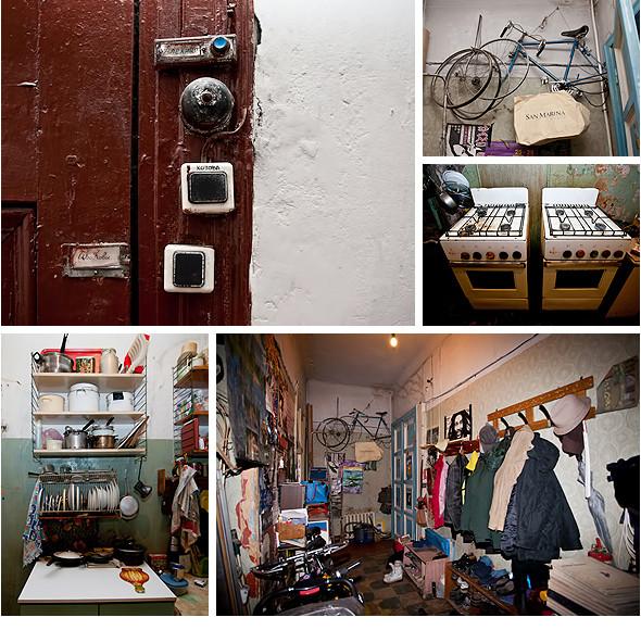 Изображение 73. Общественное пространство: петербургские коммунальные квартиры.. Изображение № 15.