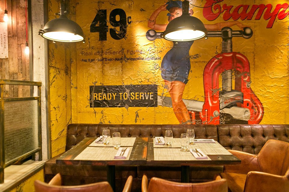 Ресторан «Фаренгейт». Изображение № 18.