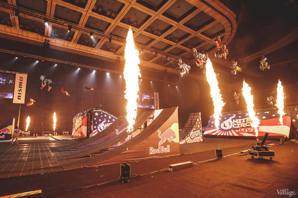 Фото дня: Шоу Nitro Circus в России. Изображение № 13.