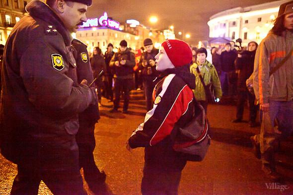 Хроника выборов: Нарушения, цифры и два стихийных митинга в Петербурге. Изображение № 56.