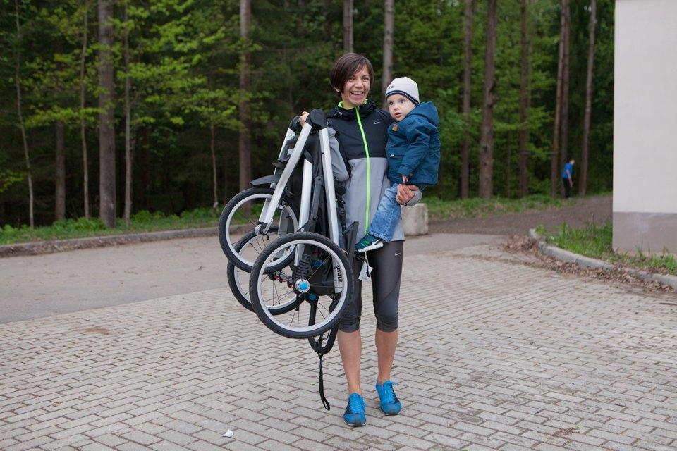 Беги, мама, беги: Тест-драйв детских колясок для бега. Изображение № 27.