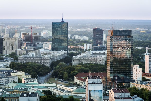 Женщина на грани: Почему Варшава разлюбила своего мэра. Изображение № 4.