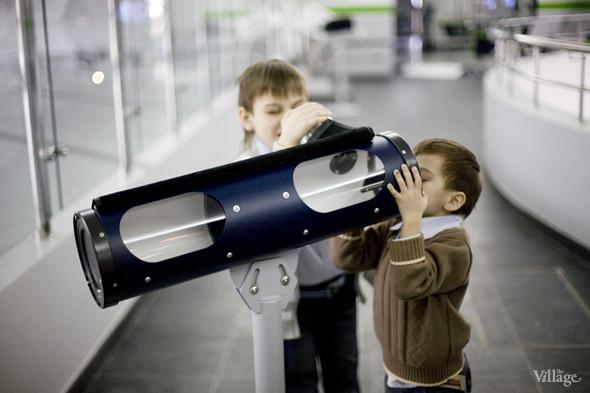 Изображение 8. Московский планетарий открылся для посетителей.. Изображение № 7.