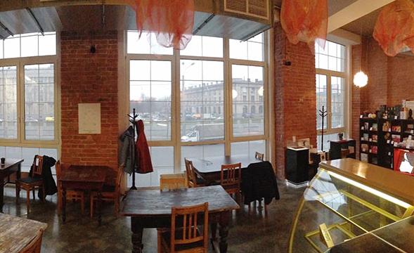 В «Ткачах» открылся магазин икафе студии Лебедева . Изображение № 3.