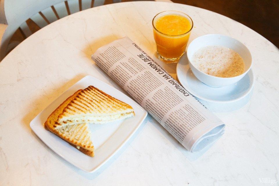 Пока ты спал: Ранние завтраки в Москве. Изображение № 27.
