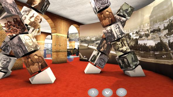 Виртуальная экскурсия по «Музею Москвы». Изображение № 3.