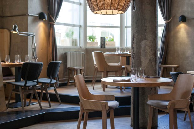 8 ресторанов икафе, открывшихся виюне. Изображение № 2.