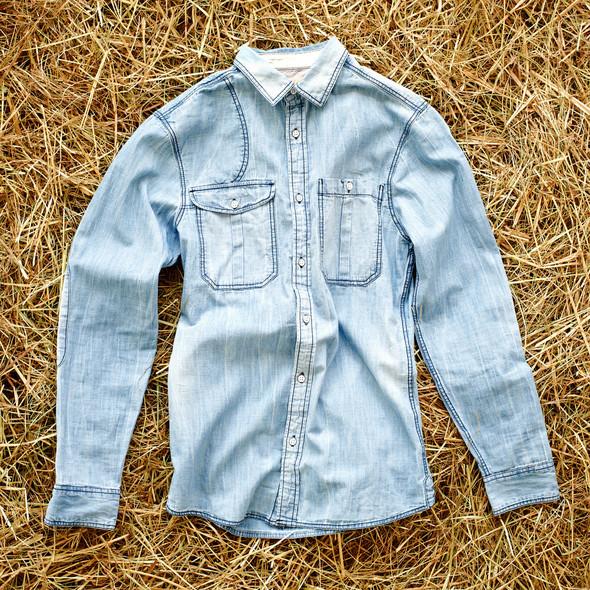 Вещи недели: 15 джинсовых рубашек. Изображение №12.