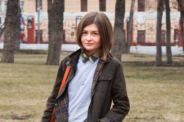 Внешний вид (Москва): Вика Боярская. Изображение № 11.