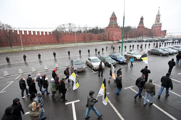 Фоторепортаж: Митинг против фальсификации выборов. Изображение № 16.