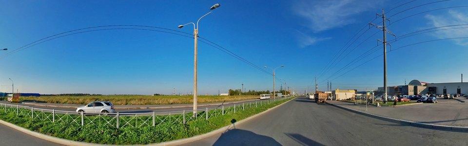 Появление жилого микрорайона рядом со станцией метро «Парнас» 2009 год. Изображение № 11.