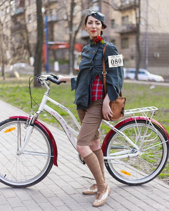 С твидом на город: Участники первого «Ретрокруиза»— о своей одежде и велосипедах. Изображение №31.