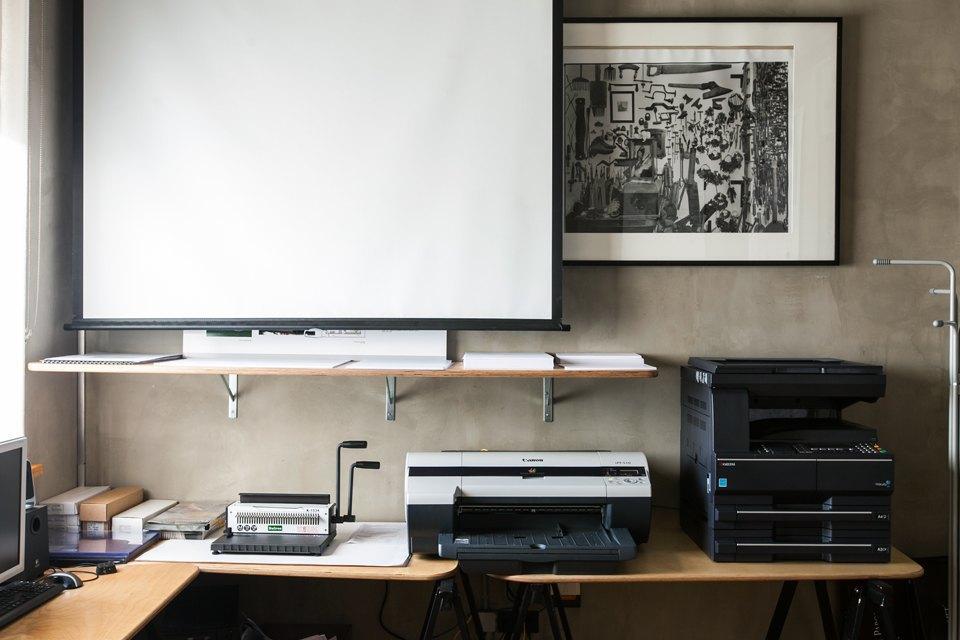 Офис бюро Archido вмансарде. Изображение № 4.