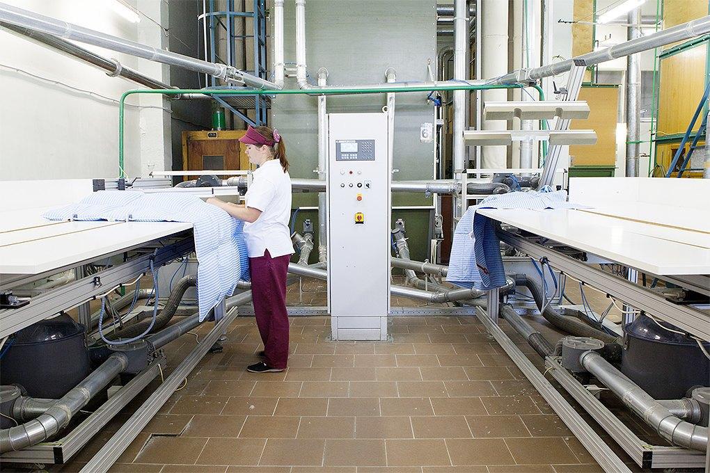 Производственный процесс: Как делают подушки. Изображение № 19.