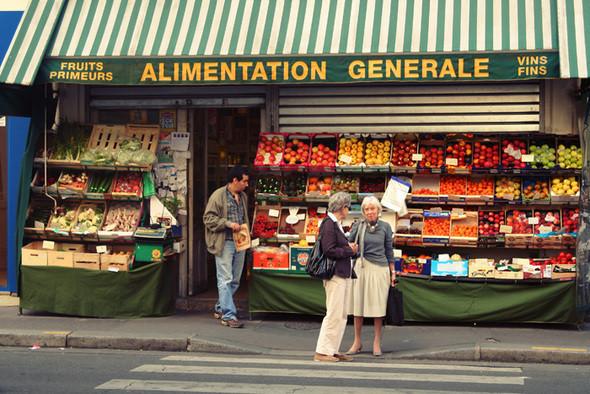 Изображение 30. Париж в цвете.. Изображение № 30.