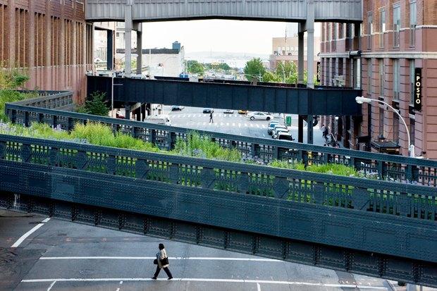 Как создать необычный парк: 5советов архитектора «Хай-Лайна». Изображение № 26.