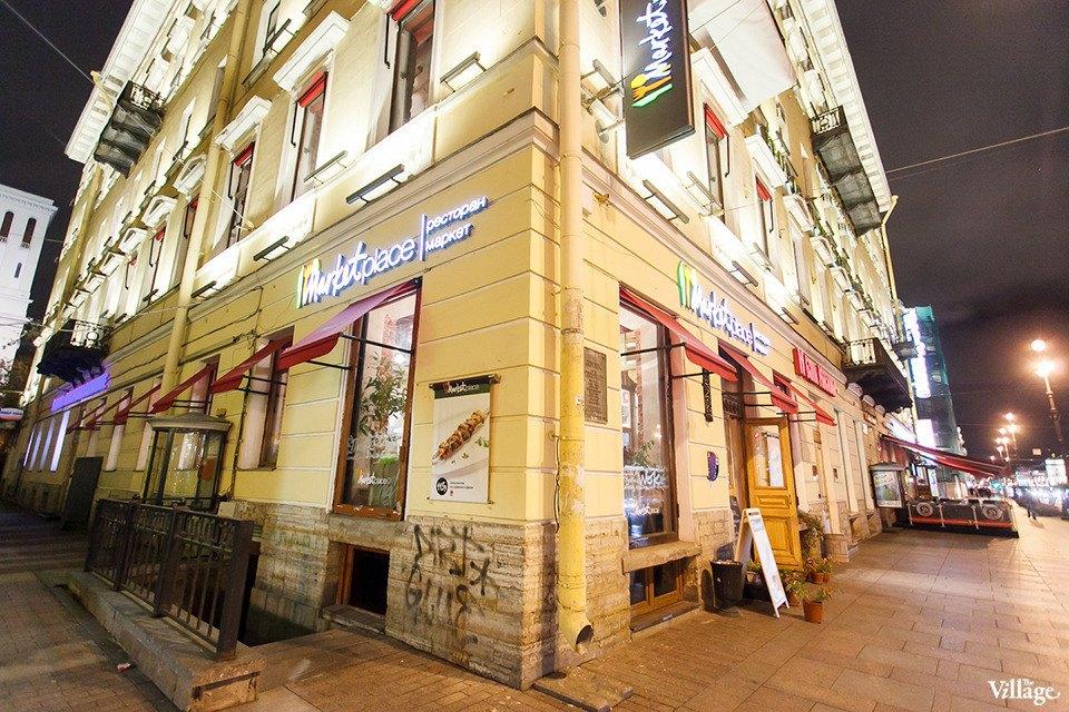 От заката до рассвета: 24 места, где можно поесть ночью в Петербурге. Изображение № 52.