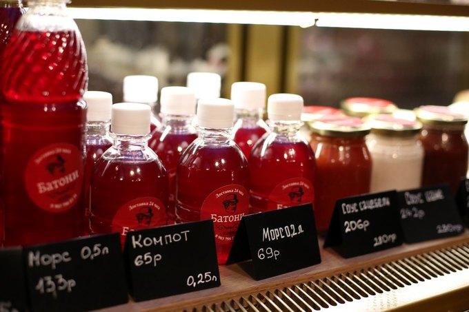 В кафе «Батони» стали продавать грузинские продукты. Изображение № 3.