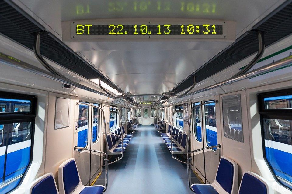 Фото дня: Бесшумный поезд Нева. Изображение № 5.