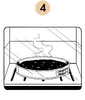 Рецепты шефов: Брауни с орехами. Изображение №7.