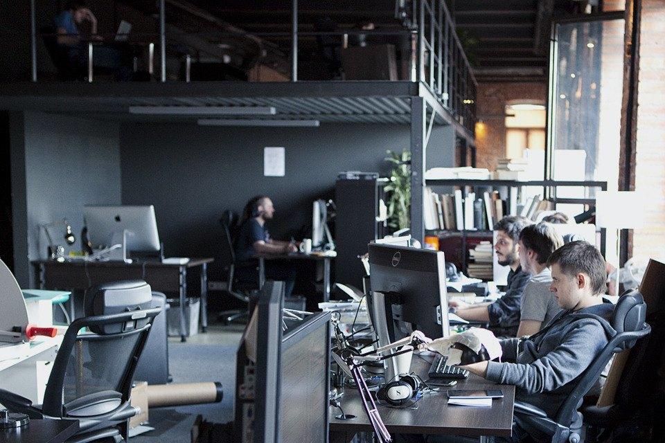 Офис: Digital October Group. Изображение № 1.