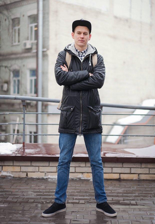 Внешний вид: Дмитрий Авдеев, продюсер TVBOY Production. Зображення № 1.