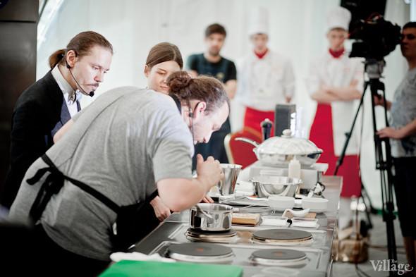 Omnivore Food Festival: Иван Шишкин готовит пеммикан и черемуховые полбяные пряники. Изображение № 9.