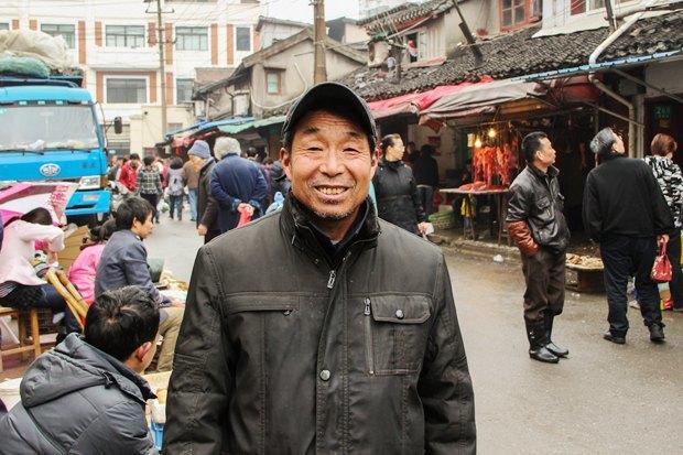 Часть целого: Старый город вШанхае. Изображение № 14.