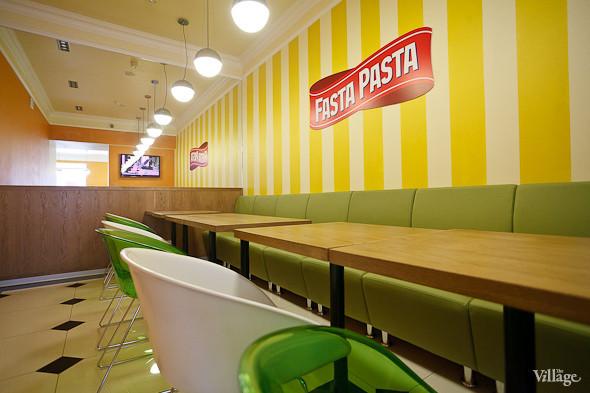 Новое место (Петербург): Fasta Pasta. Изображение № 19.