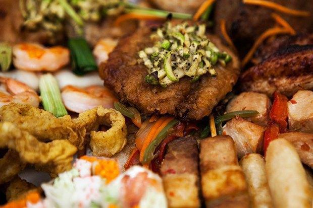 Еда на Субботнике TheVillage. Изображение № 12.