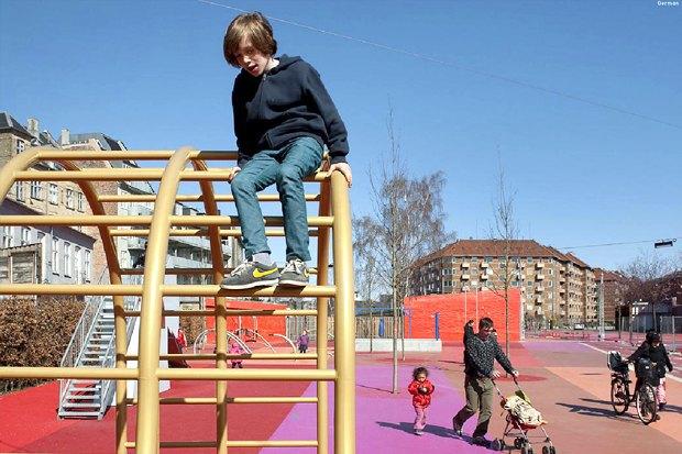 Главный архитектор Копенгагена о том, как поднять настроение горожанам. Изображение № 33.