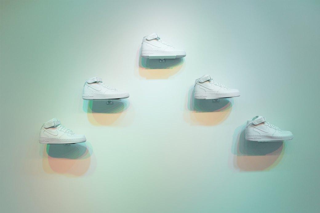 Sneaker White наПокровке. Изображение № 2.