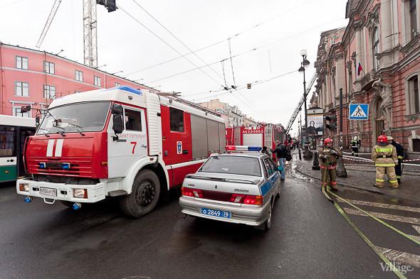 В Петербурге горел дворец Белосельских-Белозерских. Изображение № 15.