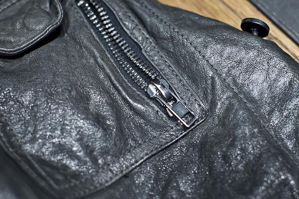 Анатомия куртки: Как сделана кожаная куртка AllSaints. Изображение № 22.